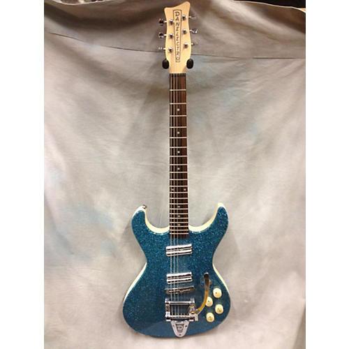 Danelectro Hodad Bigsby Solid Body Electric Guitar