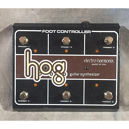 Electro-Harmonix Hog Foot Controller Effect Pedal