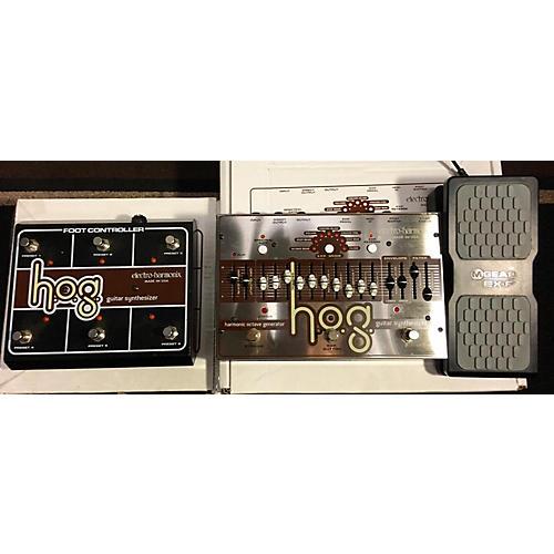 Electro-Harmonix Hog Harmonic Octave Generator Effect Pedal-thumbnail