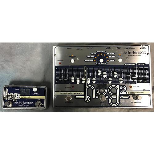 Electro-Harmonix Hog2 Harmonic Octave Generator Effect Pedal-thumbnail