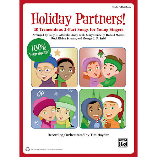 Alfred Holiday Partners! Teachers Handbook-thumbnail