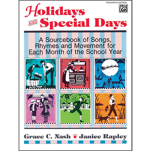 Alfred Holidays & Special Days-thumbnail
