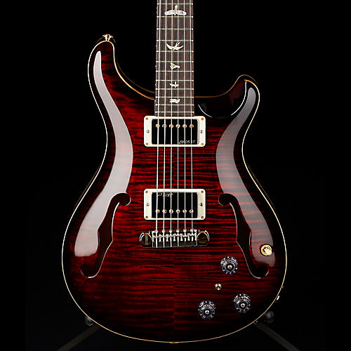 PRS Hollowbody II Carved Figured Maple 10 Top Electric Guitar