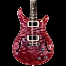 PRS Hollowbody II Carved Figured Maple 10 Top and Back with Nickel Hardware Electric Guitar