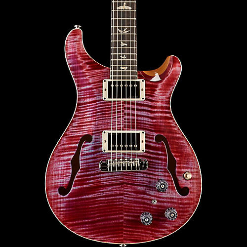 Prs hollowbody ii carved figured maple top and back