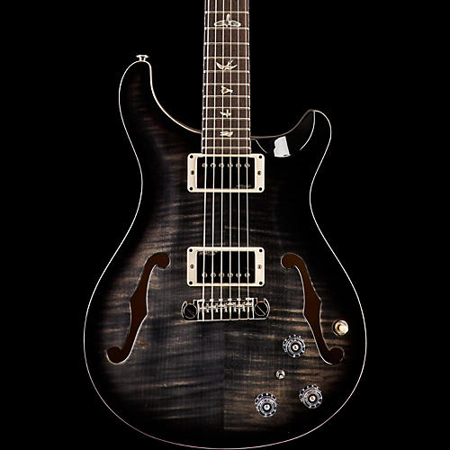 PRS Hollowbody II Flame Maple Top Electric Guitar-thumbnail
