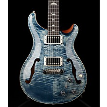 PRS Hollowbody II Piezo with Maple Top and Back, Pattern Neck Electric Guitar