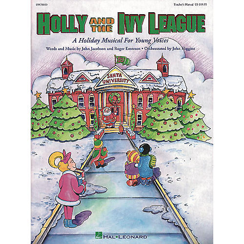 Hal Leonard Holly and the Ivy League (Musical) Singer 5 Pak Composed by Roger Emerson
