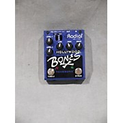 Radial Engineering Hollywood Bones Distortion Effect Pedal