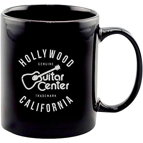 Guitar Center Hollywood CA Coffee Mug-thumbnail