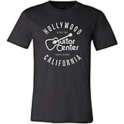 Guitar Center Hollywood CA Mens Logo T-Shirt