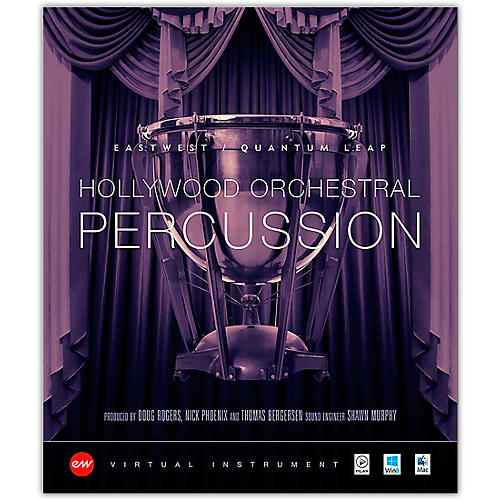 EastWest Hollywood Orchestral Percussion Gold Edition-thumbnail
