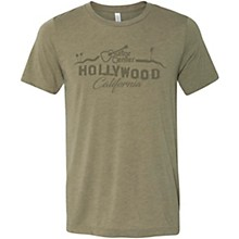 Guitar Center Hollywood Palm Tree Graphic Tee