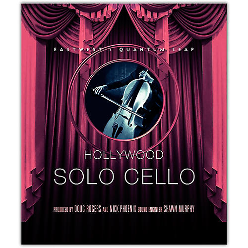 EastWest Hollywood Solo Cello - Gold-thumbnail