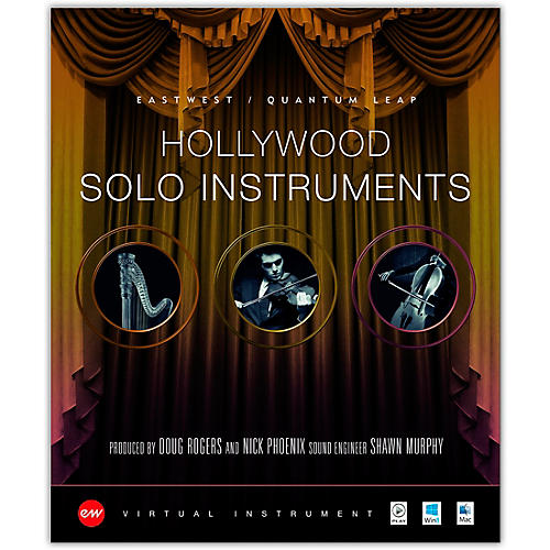 EastWest Hollywood Solo Series Bundle - Gold-thumbnail