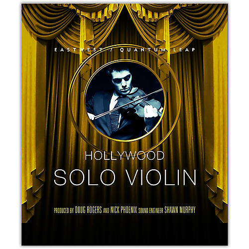 EastWest Hollywood Solo Violin - Gold-thumbnail
