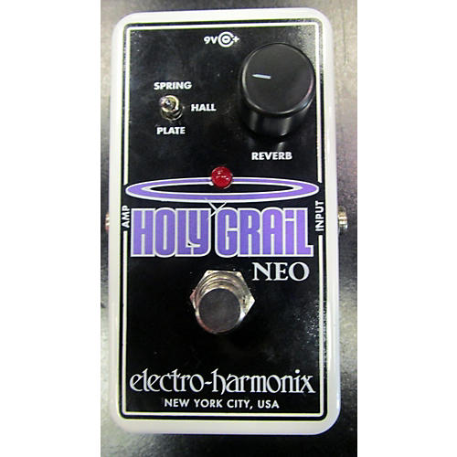 used electro harmonix holy grail neo effect pedal guitar center. Black Bedroom Furniture Sets. Home Design Ideas
