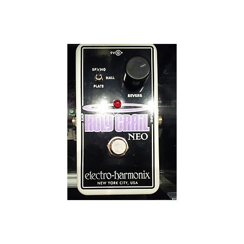 used electro harmonix holy grail neo reverb effect pedal guitar center. Black Bedroom Furniture Sets. Home Design Ideas