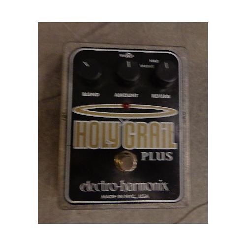 Electro-Harmonix Holy Grail Plus Reverb Effect Pedal-thumbnail