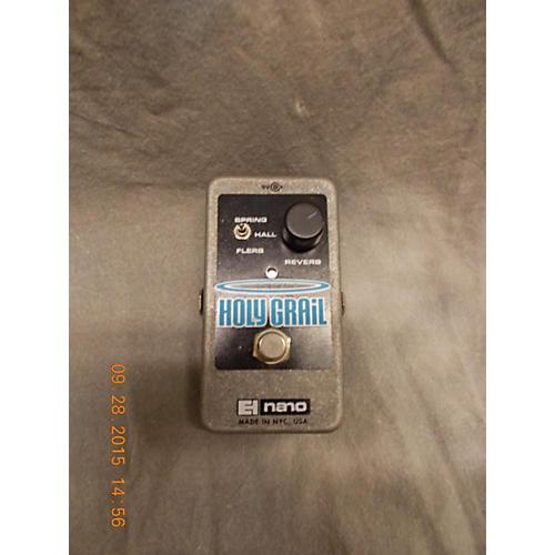 Electro-Harmonix Holy Grail Reverb Effect Pedal