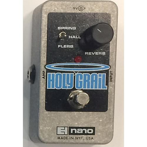 Electro-Harmonix Holy Grail Reverb Effect Pedal-thumbnail