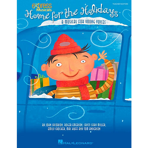 Hal Leonard Home For The Holidays - A Musical for Young Voices Classroom Kit-thumbnail