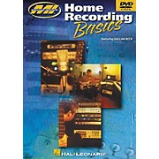 Musicians Institute Home Recording Basics (DVD)