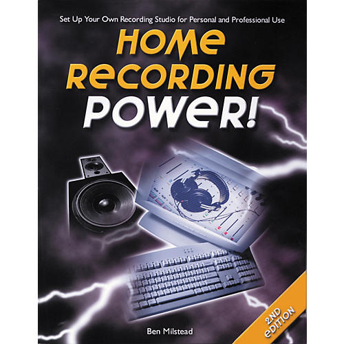 ZZZ Home Recording Power! - 2nd Edition Book