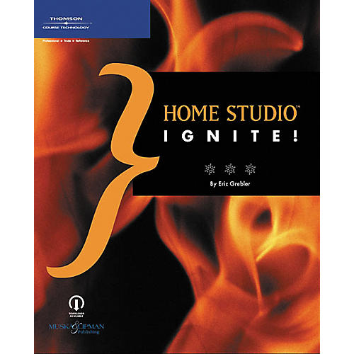 Course Technology PTR Home Studio Ignite! Book-thumbnail