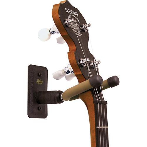 String Swing Home and Studio Metal Banjo Hanger metal
