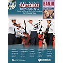 Homespun All Star Bluegrass Jam-Along For Banjo Book/CD (641944)