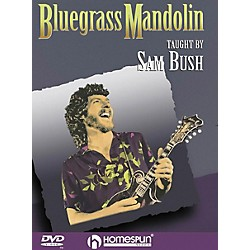 Homespun Bluegrass Mandolin (DVD) (641669)