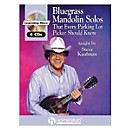 Homespun Bluegrass Mandolin Solos That Every Parking Lot Picker Should Know Book with CD (641495)