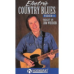 Homespun Electric Country Blues 1 (VHS) (641329)