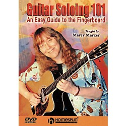 Homespun Guitar Soloing 101 - An Easy Guide to the Fingerboard (DVD) (641917)