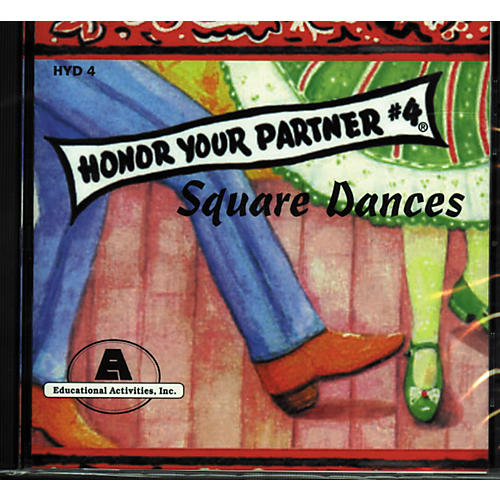 Educational Activities Honor Your Partner Square Dancing Course-thumbnail