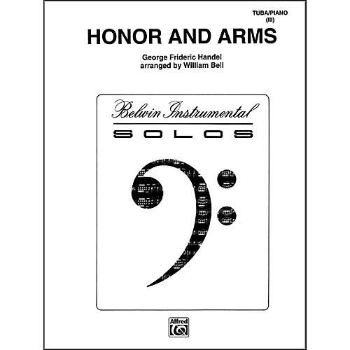 Alfred Honor and Arms