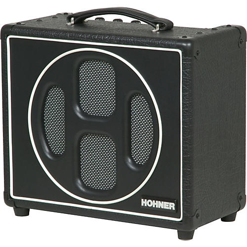 Hohner Hoodoo Box 5W Harmonica Tube Amp-thumbnail