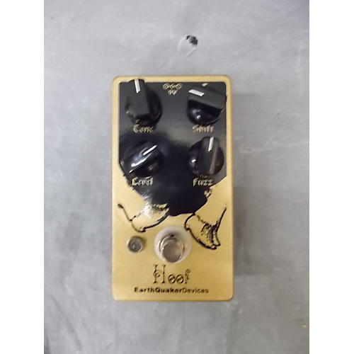 Earthquaker Devices Hoof Germanium/Silicon Hybrid Fuzz Effect Pedal-thumbnail
