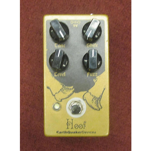 Earthquaker Devices Hoof Germanium/Silicon Hybrid Fuzz Effect Pedal