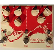 Earthquaker Devices Hoof Reaper Octave Fuzz Spectacular Effect Pedal