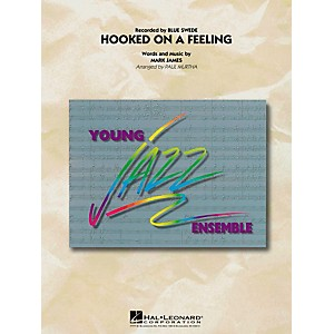 Hal Leonard Hooked On A Feeling Jazz Band Level 3 by Hal Leonard