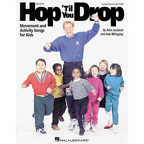 Hal Leonard Hop 'Til You Drop Song Collection Teacher's Edition Book-thumbnail