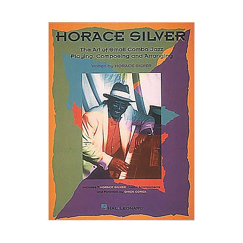 Hal Leonard Horace Silver - The Art of Small Jazz Combo Playing Book-thumbnail