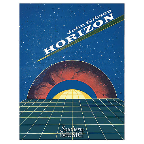 Southern Horizon (Band/Concert Band Music) Concert Band Level 4 Composed by John Gibson