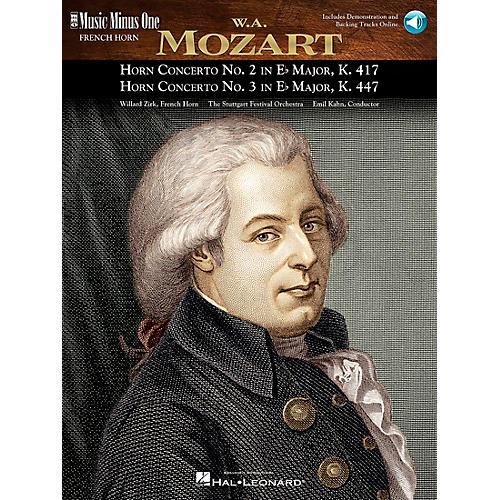 Hal Leonard Horn Concerti By Mozart-thumbnail