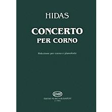 Editio Musica Budapest Horn Concerto EMB Series by Frigyes Hidas