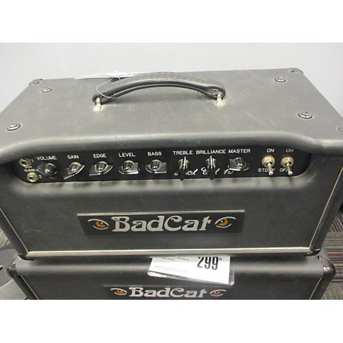 Bad Cat Hot Cat 15W Tube Guitar Amp Head-thumbnail