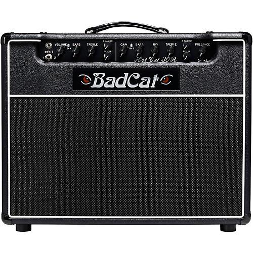Bad Cat Hot Cat 30W 1x12 Guitar Combo Amp-thumbnail
