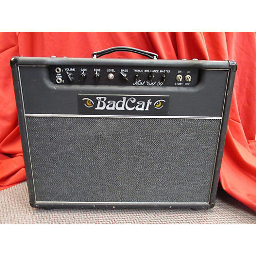 Bad Cat Hot Cat 30W 1x12 Tube Guitar Combo Amp